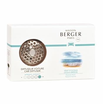 ocean breeze car pack lampe berger maison berger car fragrance air purifier