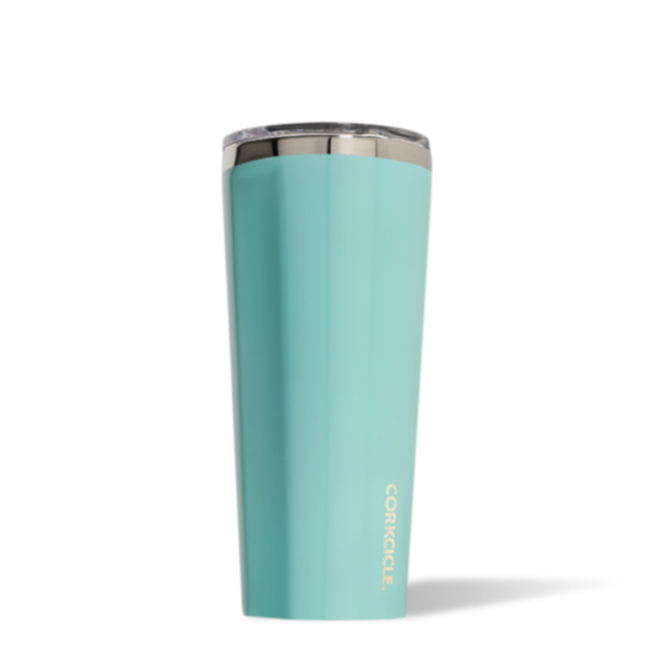 Make every day refreshing with Classic Tumbler, aka the coolest cup ever. Crafted from stainless steel with proprietary triple insulation, it keeps contents cold and refreshing for 9+ hours and hot for 3. Stays cold even longer with drinks containing ice. Plus, it comes with a sliding, shatterproof, see-through Lid.