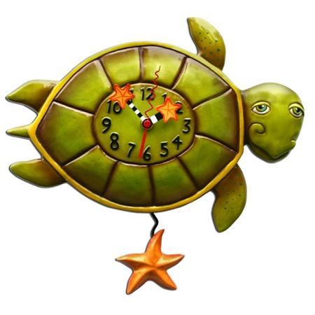 Sheldon Turtle Clock