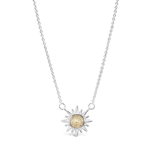 Sunburst Delicate Destinations Necklace