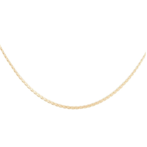 """15"""" Select Chain Gold - Thin"""