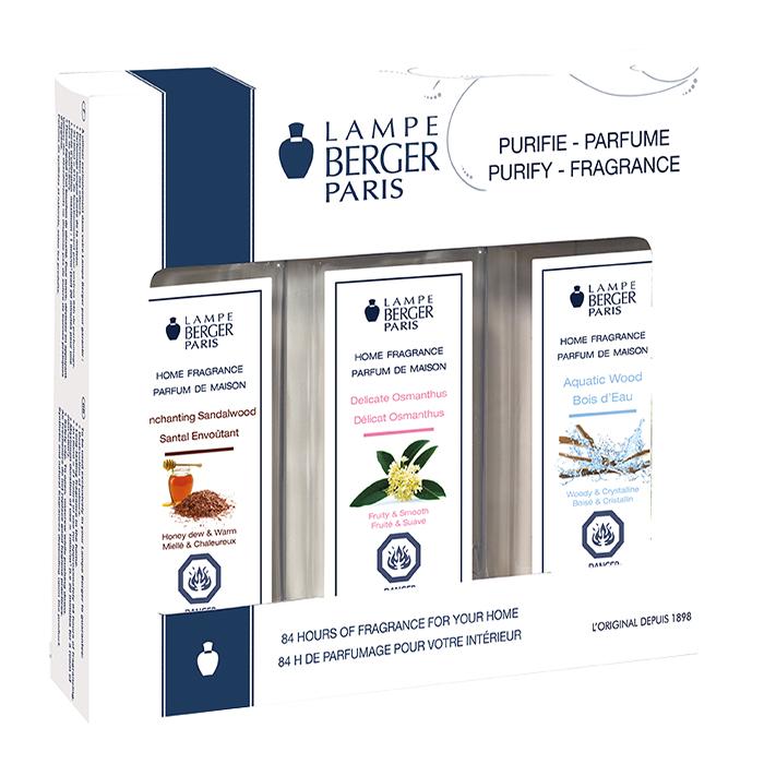 3 Pack Fragrances