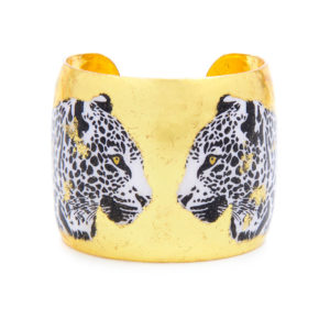 Two Leopards Cuff