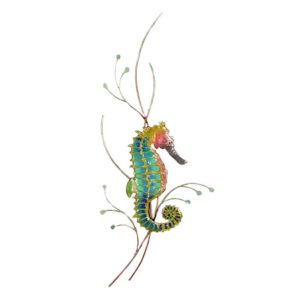 Rainbow Seahorse (Right facing)