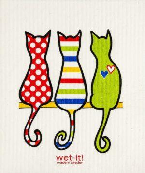 Cat Lover Towel