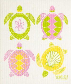 Multi Turtle Towel